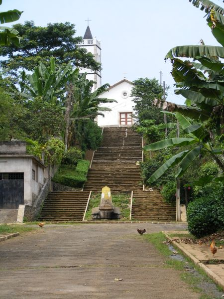 L'église de Trindade 1