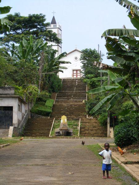 L'église de Trindade 2